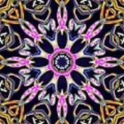 Midnight Magnetism Art Print