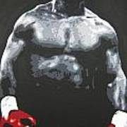Mike Tyson 8 Art Print