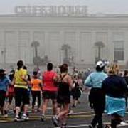 Mile 10 At Cliffhouse Print by Dean Ferreira