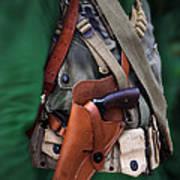Military Small Arms 02 Ww II Art Print
