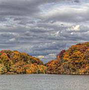 Mill Creek Park In Fall Art Print