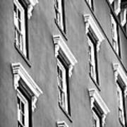 Mill House Windows Art Print