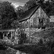 Mill - The Mill Art Print