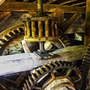 Mill Universal Newlin Mills Pa Art Print