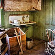 Miller Kitchen Art Print