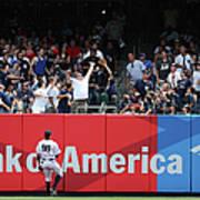 Milwaukee Brewers V New York Yankees Art Print