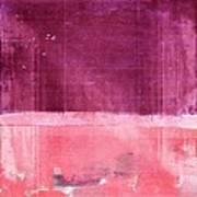 Minima - S02b Pink Art Print