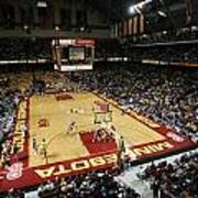 Minnesota Golden Gophers Williams Arena Print by Replay Photos
