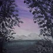 Minnesota Sunset Art Print