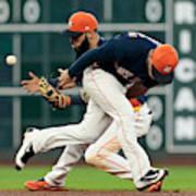 Minnesota Twins v Houston Astros Art Print