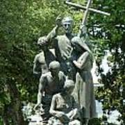 Minorcan Monument Art Print
