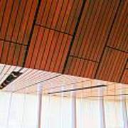 Mint Ceiling 2 Print by Randall Weidner