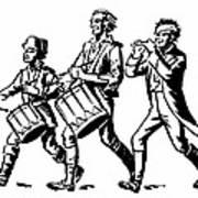 Minutemen: Spirit Of 1776 Art Print