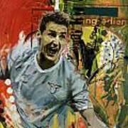 Miroslav Klose Art Print