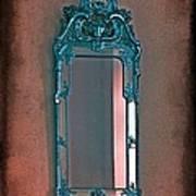 Mirror Mirror On The Wall... Art Print