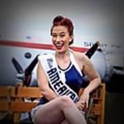 Miss America Art Print