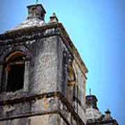 Mission Concepcion - Tower Art Print