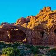 Moab Arches Twist Art Print