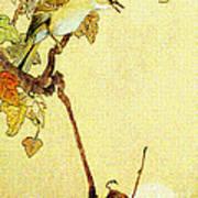 Mockingbird 1890 Art Print by Padre Art