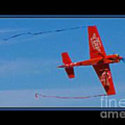 Model Plane 6 Art Print