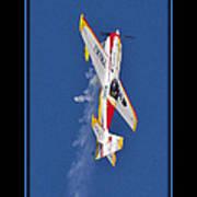 Model Plane 9 Art Print