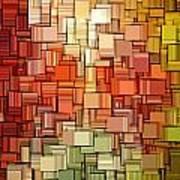 Modern Abstract Viii Art Print