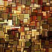 Modern Abstract Xxiii Art Print