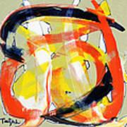 Modern Art Eighteen Art Print