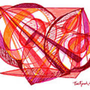 Modern Drawing Seventy-one Art Print