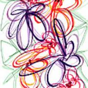 Modern Drawing Sixty-six Art Print
