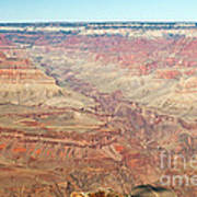 Mohave Point Grand Canyon National Park Art Print