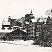Mohonk Mountain House Art Print