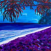 Moloka'i Art Print