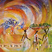 Mombasa Kenya Art Print