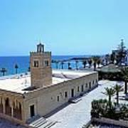 Great Mosque Monastir Art Print