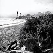 Mondos Shoreline Art Print