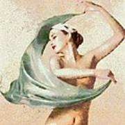 Monet Movement Art Print