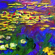 Monet Would Be Horrified Art Print