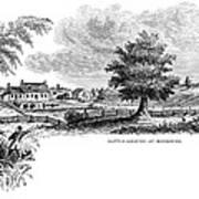 Monmouth Battlefield Art Print