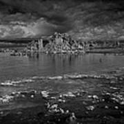 Mono Lake Tufa Art Print