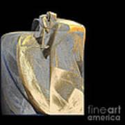 Monolith By Jammer Art Print