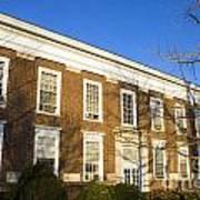 Monroe Hall University Of Virginia Art Print