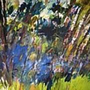 Montana Brushwood Art Print