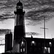 Montauk Point Art Print