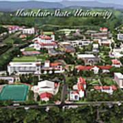 Montclair State University Art Print