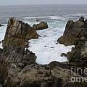 Monterey Bay - California Art Print