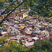 Monterosso From Above - Cinque Terre Art Print