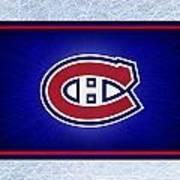 Montreal Canadiens Art Print