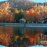 Montreat Autumn Art Print