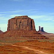 Monument Valley 2 Art Print